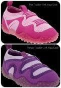 image of recalled Old Navy Pink Toddler Girl Aqua Sock
