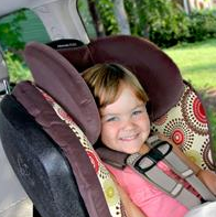 Child Car Safety Guidelines Largely Ignored