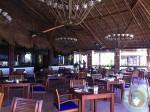 Azul Beach - blue restaurant