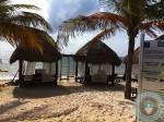 Azul Beach ~ cabanas on the beach