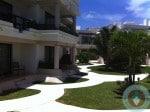 Azul Beach - family area