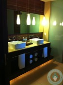 Azul Beach - family suite bathroom