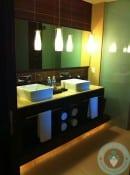 Azul Beach - family suite bathroom