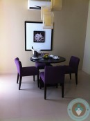 Azul Beach - family suite dining area