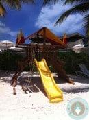 Azul Beach - kids beach climber