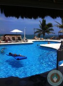 Azul Beach - main pool