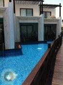 Azul Beach pool swim-up rooms