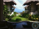 Azul Beach - view from lobby