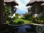 Azul Beach - view from lobby