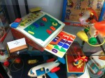Fisher-Price Vintage Chalkboard desk
