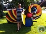 Lisa Arneill Fisher-Price queen buzzing bee