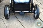 Mutsy Evo stroller  - brake