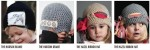 Neve and Hawk Fall 2012 collection hats and beanies