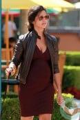 Pregnant Camila Alves out in La