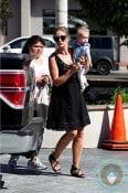 Rebecca Gayheart, daughter Georgia Dane out in LA