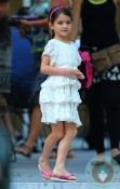 Suri Cruise MOMA New York City