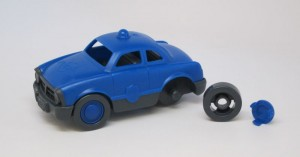green toys recalled car