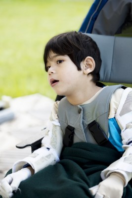 4-year-old boy with cerebral palsy - Growing Your Baby