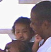 Jay-Z and Beyonce Vacation in The South of France With Blue!