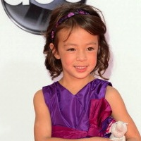 Modern Family's Aubrey Anderson-Emmons Is A Red Carpet Cutie in Tea Collection!