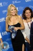 Actress KATE HUDSON attends 'The Reluctant Fundamentalist' Photo Call