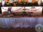 Azul Beach Kid's breakfast table