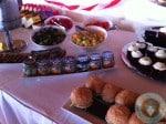 Azul Beach - kids breakfast table