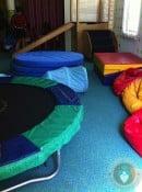 Azul Beach - kids play gym