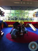 Azul Fives- kids playgym