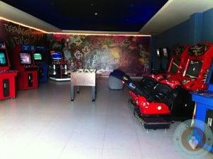 Azul Sensatori - arcade