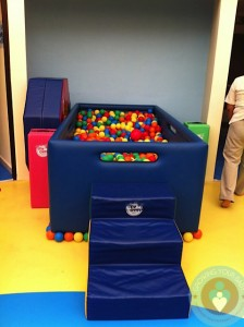 Azul Sensatori - ball pit