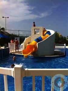 Azul Sensatori - kids water climber