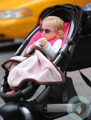 Bryn Hoppy out in NYC