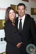 Carson Daly and pregnant Siri Pinter