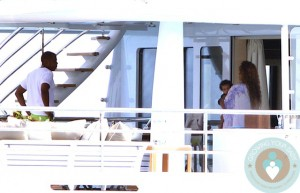 Jay-Z, Beyonce with daughter Blue Ivy vacationing in the South of France