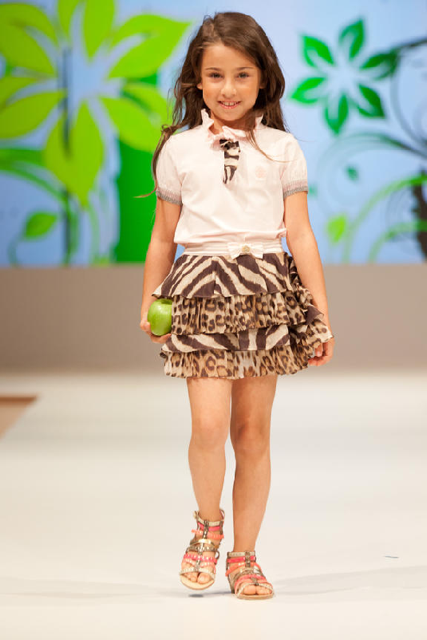 Babywearing Fashion Show