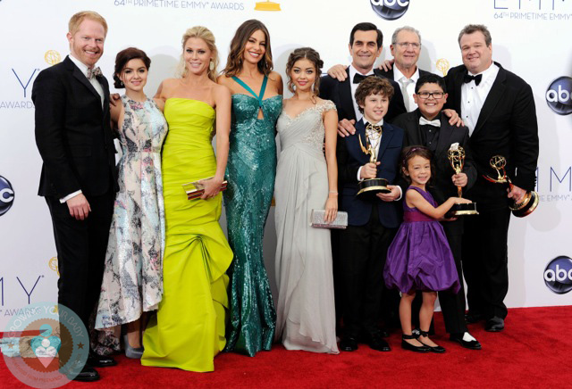 Modern Familys Aubrey Anderson Emmons Is A Red Carpet