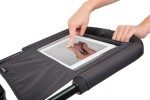 Orbit Helix sunpad with ipad holder