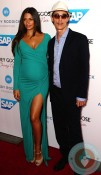 Pregnant Camila Alves and Matthew McConaughey The 7th Annual Andy Roddick Foundation Gala