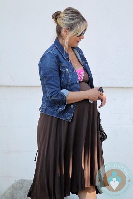 Pregnant Sarah Michelle Gellar Growing Your Baby