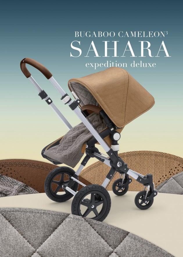 Bugaboo Introduces Cameleon3 Sahara