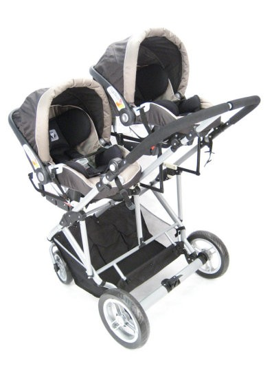 Can Twins Newborn Use Seat Baby Stroller Without Car Seat