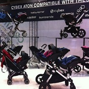 ABC Kids Expo 2012 ~ New For Cybex