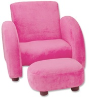 RECALL: 16,850 Trend Lab Children's Upholstered Chairs Due to Laceration & Choking Hazards
