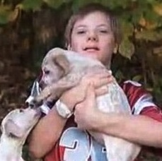 Puppies Keep Lost Down Syndrome Boy Alive in a Forest Overnight