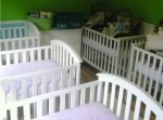 Alferio quintuplets nursery