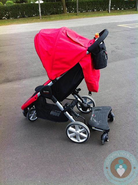 Featured Review Make Room For One More With The Britax