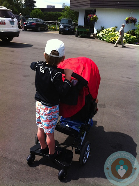 Featured Review ~ Make Room For One More With The Britax ...