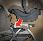 Chicco Cortina & Keyfit 30 Travel System installation