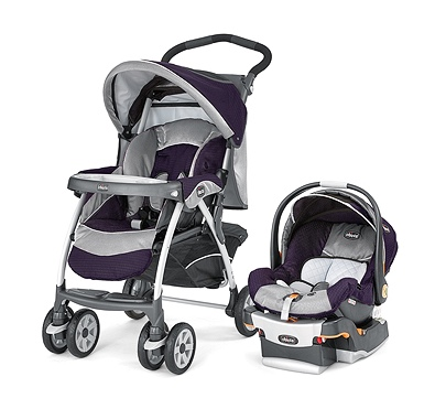 Cortina Keyfit  Travel System Gemini